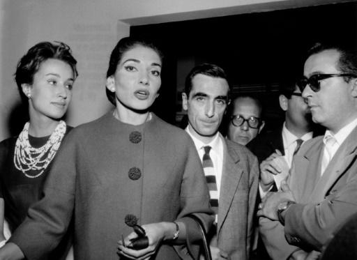 La Callas ressuscitée par hologramme à la salle Pleyel