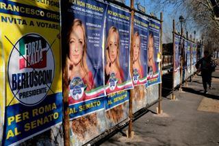Législatives en Italie- la droite devant mais une issue incertaine