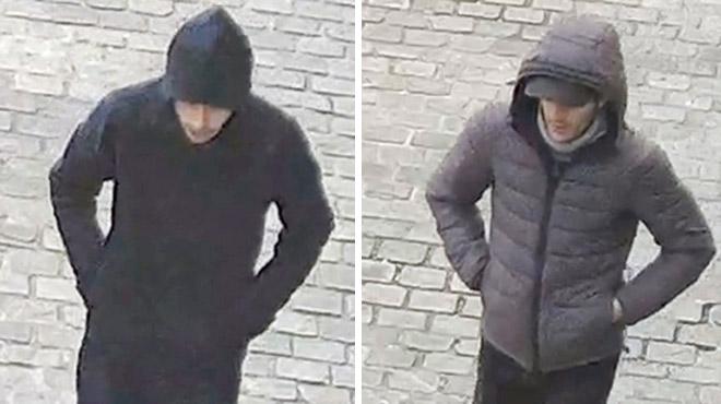 Vol à main armée à Bruxelles: avez-vous vu ces malfaiteurs?