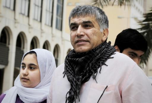 Bahreïn: l'opposant Nabil Rajab condamné à 5 ans de prison pour des tweets