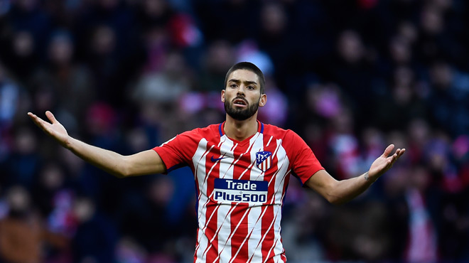 Yannick Carrasco en route pour la Chine — Football