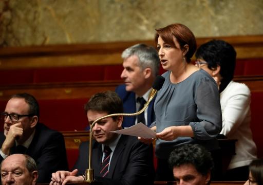 Une ex-députée