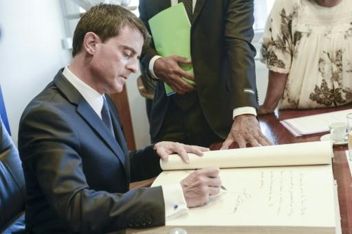 N-Calédonie: les indépendantistes en colère après les prises de position de la mission Valls