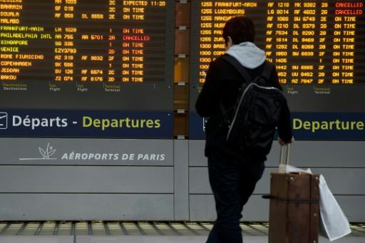 Les salariés d'Air France réclament leur