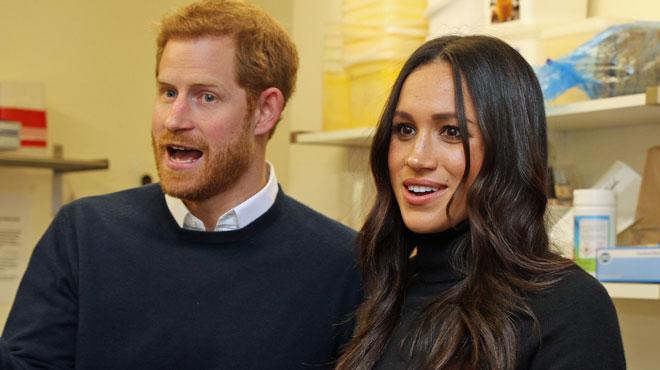 Le prince Harry et sa fiancée Meghan Markle visés par des courriers contenant de la poudre blanche