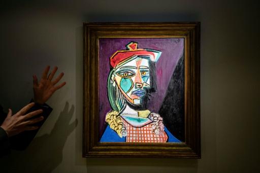 L'ombre de la maîtresse de Picasso sur un tableau aux enchères à Londres