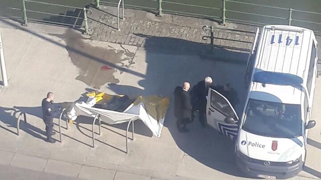 Un corps sans vie repêché dans la Meuse à Liège