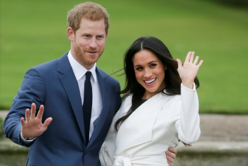 GB: le prince Harry et Meghan Markle destinataires d'un courrier
