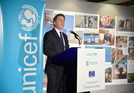 Démission du numéro 2 d'Unicef, accusé de comportement inapproprié envers des femmes