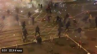 Des affrontements éclatent avant le match entre Bilbao et le Spartak Moscou, un policier est mort (vidéo) 3