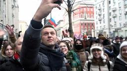 Présidentielle en Russie - Navalny brièvement arrêté, accusé de violation répétée de la loi sur les manifestations