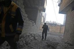Conflit en Syrie -