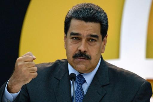 Maduro annonce 1 milliard de dollars d'intentions d'achat pour la monnaie virtuelle Petro