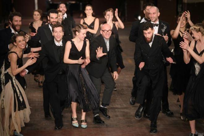 Mode à Milan- rigueur et élégance du Sarde Antonio Marras