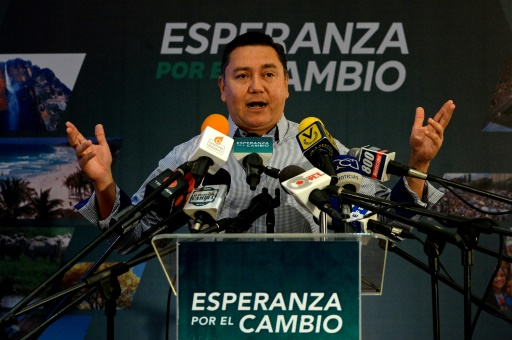 Venezuela: un pasteur rêve de détrôner Maduro à la présidentielle