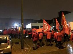 Actions de la FGTB chez Vandemoortele - Statut quo chez Vandemoortele après une rencontre entre syndicats et direction