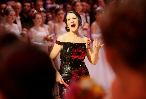 Victoires de la musique classique: hommage à Angela Gheorghiu