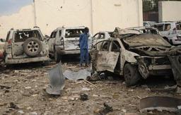 Attentats à Mogadiscio: le bilan monte à 38 morts
