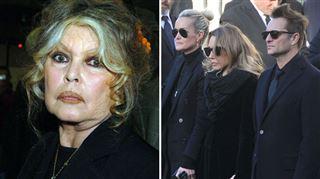 Brigitte Bardot s'exprime sur l'héritage de Johnny Hallyday- Ça me dégoûte 4