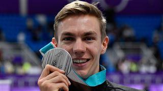 HISTORIQUE- Bart Swings offre une première médaille à la Belgique aux JO d'hiver après 20 ans d'attente 2