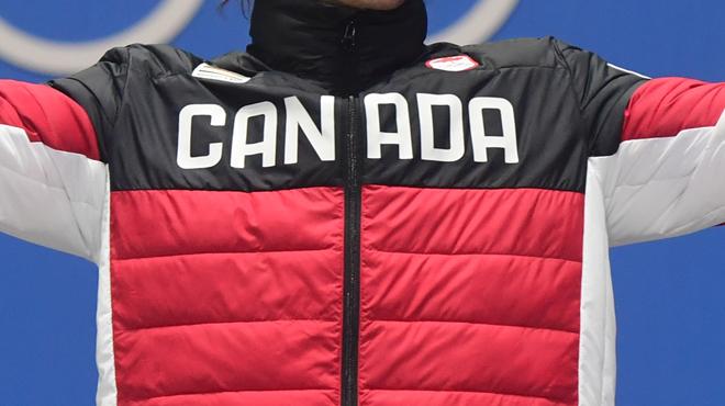 Un athlète canadien arrêté dans une voiture volée