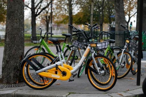 Trop de vols : clap de fin pour les vélos en libre-service Gobee.bike à Paris et en France