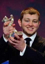 Berlinale: le jeune Français Anthony Bajon sacré meilleur acteur