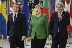 Conflit en Syrie - Entretien dimanche de Macron et Merkel avec Poutine sur l'application de la trêve en Syrie