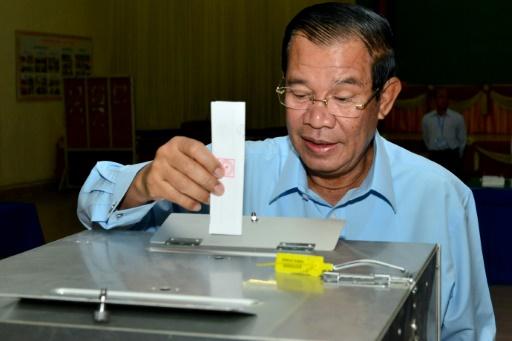 Elections sénatoriales au Cambodge, une