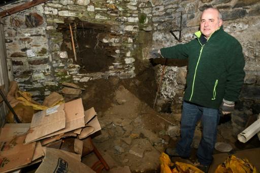 Affaire Seznec: les fouilles ont repris sous le contrôle de la police