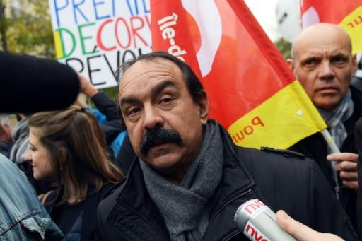 Martinez (CGT): Les cheminots hausseront le