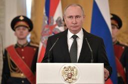 Poutine, Macron et Merkel veulent renforcer l'échange d'informations concernant la trêve en Syrie