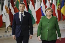 Berlin et Paris appellent Moscou à faire pression sur Damas pour un cessez-le-feu immédiat
