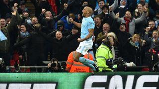 Manchester City remporte son premier trophée de la saison, Kompany a marqué (vidéo) 3