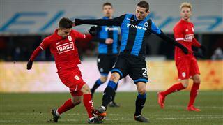 Il faudrait un MIRACLE- tenu en échec par Bruges, il reste DEUX FINALES au Standard pour accrocher les Play-offs I 4