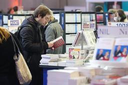 La Foire du Livre de Bruxelles a rassemblé quelque 70.000 visiteurs