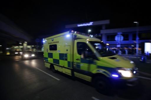 Royaume-Uni: explosion à Leicester apparemment pas d'origine terroriste