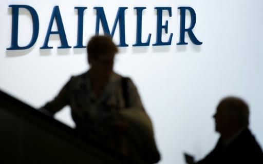 Chine: Daimler et BAIC vont investir 1,5 milliard d'euros dans une usine Mercedes