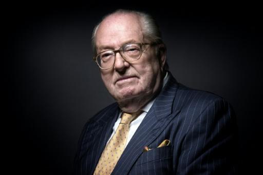 Jean-Marie Le Pen aurait