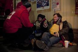 Les arrestations de sans-abri sont à l'étude à la Ville de Bruxelles