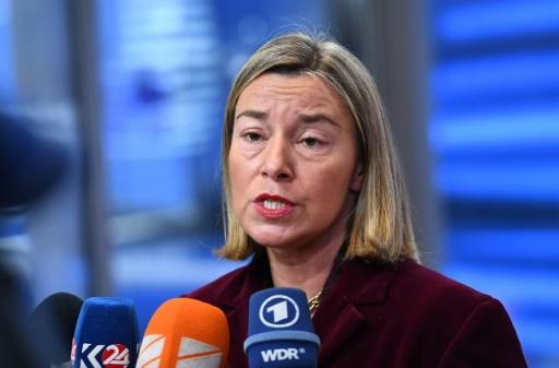Syrie: l'UE demande l'application immédiate de la trêve