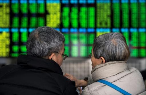 En Chine, les boursicoteurs parient sur