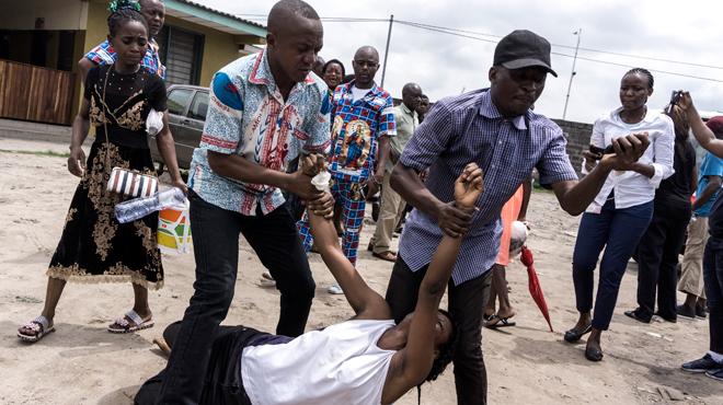 Deux morts dans des marches interdites anti-Kabila: il n'y aura