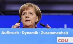Allemagne: le parti de Merkel valide l'accord de gouvernement avec les sociaux-démocrates