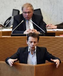 De Antonio plutôt sceptique envers le projet de nouvelle liaison ferroviaire Namur-Paris