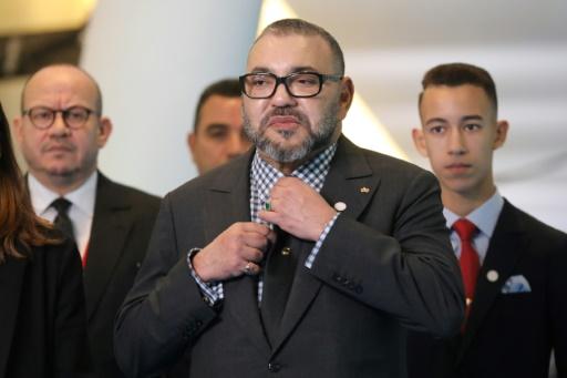Maroc: le roi Mohammed VI opéré