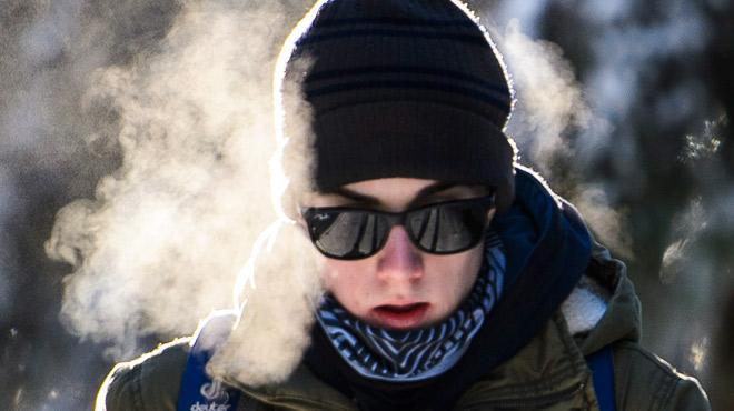 C'est officiel, cette nuit a été la plus glaciale de l'hiver: le froid va encore rester, avant le retour de... la NEIGE