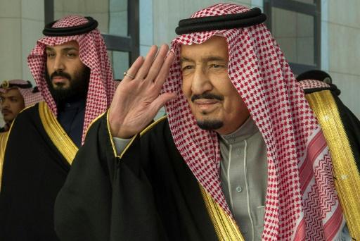 Arabie saoudite: le roi Salman destitue la direction de l'armée