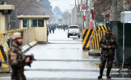 Afghanistan: les talibans appellent Washington à