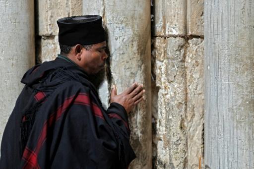 Le Saint-Sépulcre toujours fermé à Jérusalem